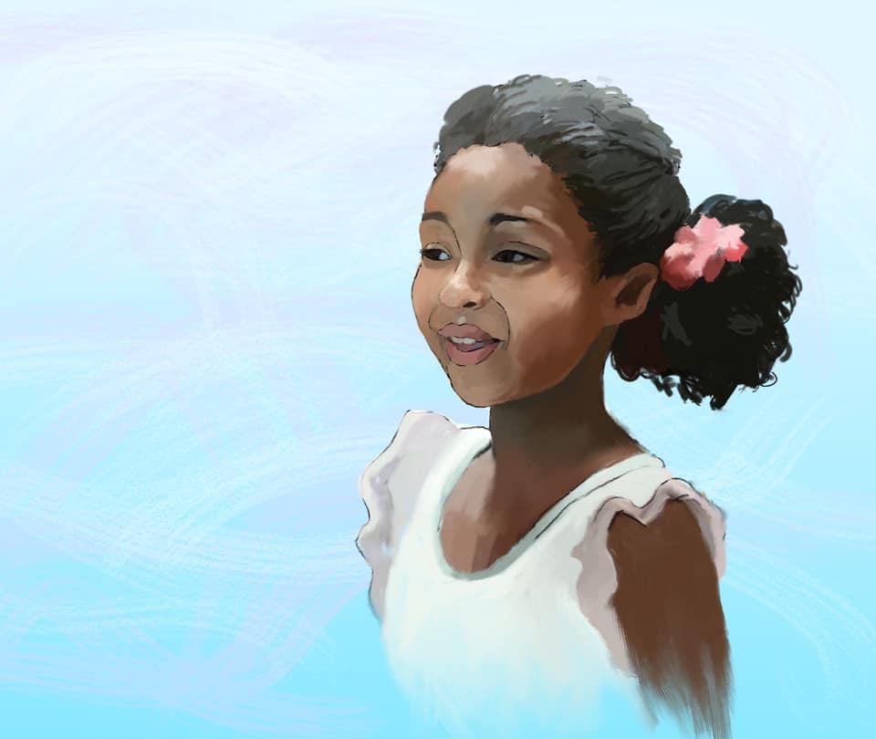 Little Black Girl Sing